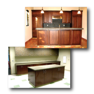 Tampa Florida Casework and Cabinets